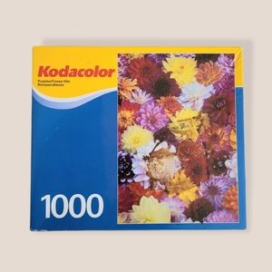 FLORAL THEME Jigsaw Puzzle